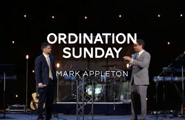 Ordination Sunday